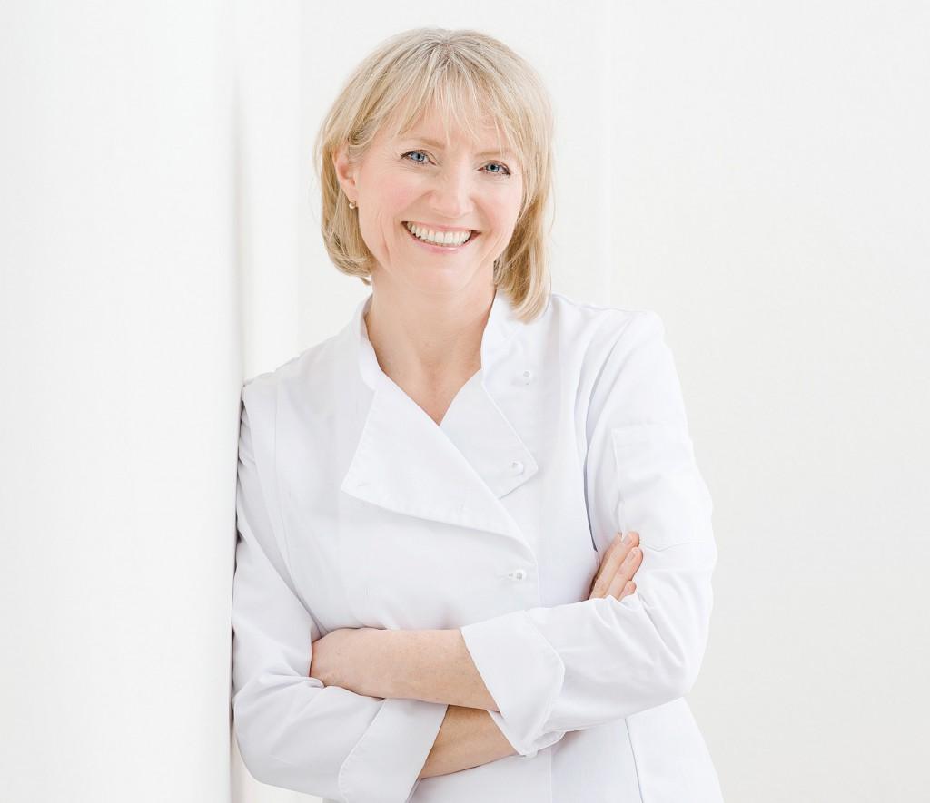 Ernährungsberaterin Sylvia Djuren